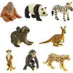 Figurines - Zebra Safari Exotic Fun Pack 352222