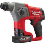 SDS - Hammer drill Milwaukee M12 CH-602X (2x6.0Ah)