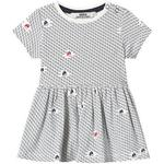 Everyday Dresses - White Children's Clothing ebbe Kids Ambra Dress - Boats On Waves