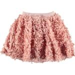 Pleated Skirts - Polyester Children's Clothing Molo Brickly - Chalk Pink (2W19D125 8049)