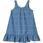 Ruffled Dresses - 110/116 Children's Clothing Molo Cyrusia - Us! Blue (2W19E117 4900)