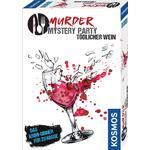 Party Games - Mystery Kosmos Murder Mystery Party Tödlicher Wein