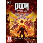 Action PC Games Doom Eternal - Deluxe Edition