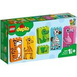 Building Games - Tiger Lego Duplo My First Fun Puzzle 10885