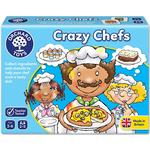 Childrens Board Games - Set Collecting Crazy Chefs