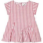 Everyday Dresses - Red Children's Clothing ebbe Kids Ramsa Dress - Red Stripes