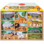 Figurines - Zebra Melissa & Doug Safari Sidekicks