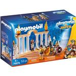 Knights - Play Set Playmobil The Movie Emperor Maximus in the Colosseum 70076