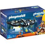 Cheap Interactive Robots Playmobil The Movie Robotitron with Drone 70071