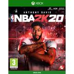 3+ Xbox One Games NBA 2K20