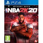 3+ PlayStation 4 Games NBA 2K20