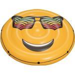 Inflatable Mattress on sale Bestway Gaint Inflatable Emoji Pool Float