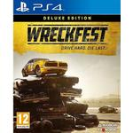Simulation PlayStation 4 Games price comparison Wreckfest - Deluxe Edition
