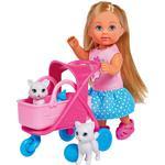 Cheap Doll Pram Evi Love Cat Buggy