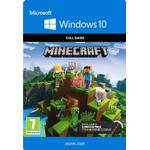 Construction PC Games Minecraft Windows 10 Starter Collection