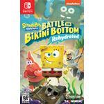 Nintendo Switch Games on sale Spongebob Squarepants: Battle for Bikini Bottom - Rehydrated