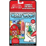 Colouring Books - Birds Melissa & Doug Water Wow! Connect the Dots Farm Water Reveal Pad