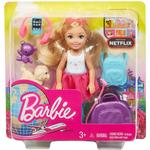 Animals - Doll Pets & Animals Barbie Travel ​Chelsea Doll