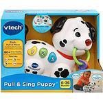 Pull Toys - Dog Vtech Pull Along Puppy Pal