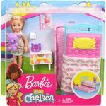 Fabric - Play Set Barbie Club Chelsea Doll & Playset