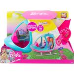 Doll Vehicles - Plasti Barbie Travel Helicopter