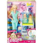 Play Set Barbie Baby Doctor Playset