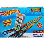 Car Track Set Hot Wheels Dragstrip Champion Playset