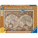 Ravensburger Antique World Map 1000 Pieces