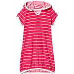 T-shirt Dresses - Stripes Children's Clothing Reima Genua Dress - Candy Pink (535013-4412)