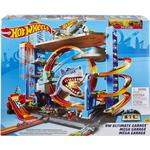 Car Track Set price comparison Mattel Hot Wheels City Ultimate Garage