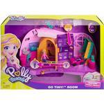 Play Set price comparison Mattel Polly Pocket Go Tiny! Room Playset