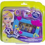 Play Set Mattel Polly Pocket Say Freeze! Frame