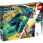 Lego Hidden Side Ghost Train Express 70424