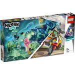 App Toy - Lego Hidden Side Lego Hidden Side Paranormal Intercept Bus 3000 70423