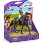 Figurines - Horse Schleich Horse Club Lisa & Storm 42516