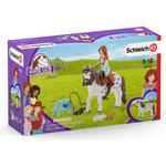Figurines - Mouse Schleich Horse Club Mia & Spotty 42518