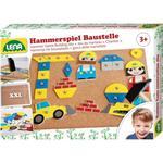 Hammer Nail Mosaic - Metal Lena Hammerspil Baustelle