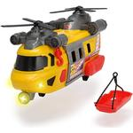 Toy Helicopter - Plasti Dickie Toys Rescue Helicopter