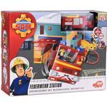 Fireman Sam Toys Dickie Toys Sam Fire Station