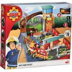 Fire fighter - Play Set Dickie Toys Sam Ponty Pandy Playset
