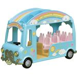 Doll Vehicles on sale Sylvanian Families Sunshine Nursery Bus