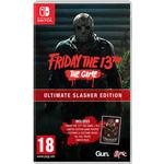 Horror Nintendo Switch Games Friday the 13th: The Game - Ultimate Slasher Edition