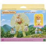 Dollhouse dolls - Dog Sylvanian Families Baby Ferris Wheel