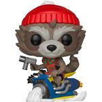 Guardians of the Galaxy - Figurines Funko Pop! Movies Marvel Rocket