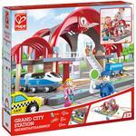 Toy Train Hape Grand City Station