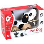 Pull Toys - Dog Classic World Pull Dog