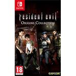 Horror Nintendo Switch Games Resident Evil: Origins Collection