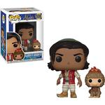 Toy Figures - Monkey Funko Pop! Movies Aladdin of Agrabah with Abu