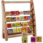 Abacus Classic World Alphabet Abacus