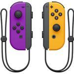 Wireless Game Controllers Nintendo Switch Joy-Con Pair - Purple/Orange